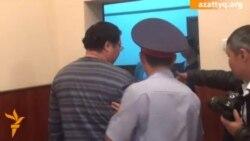 Апелляция Нарымбаева отклонена
