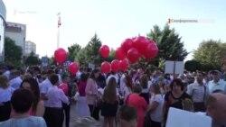 В гимназии Симферополя предлагают факультативно изучать украинский язык (видео)
