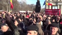 Moldovans Protest, President Refuses To Appoint Oligarch As Prime Minister