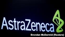 Логото на фармацевтската компанија AstraZeneca