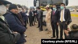 زندانیان افغان که توسط حکومت ایران به افغانستان منتقل شده اند