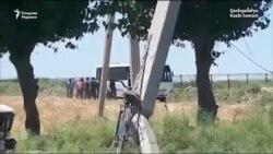 В Кашкадарье начальник милиции в 50-градусную жару на два часа запер в душном автобусе фермеров и поливальщиков