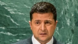 Президент України під час виступу в Генасамблеї ООН