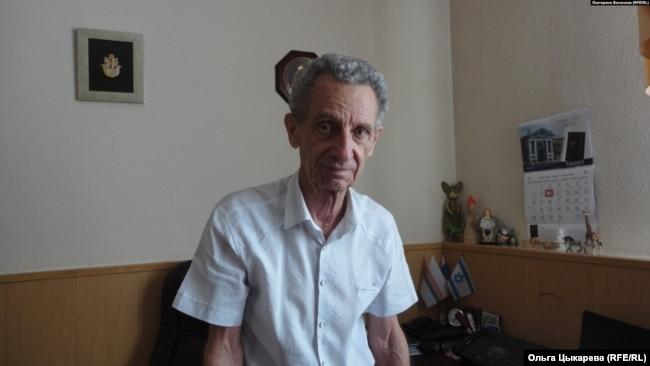 """Роман Ледер, бывший руководитель еврейской общины """"Фрейд"""" (ЕАО)"""