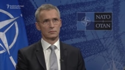 NATO Chief Calls Afghan Security Forces Capable And Competent