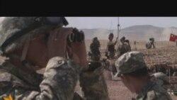 ШЫҰ-ның әскери оқу-жаттығу ойындары