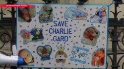 """""""Смерть с достоинством"""" для 11-месячного малыша. История Чарли Гарда и его родителей"""