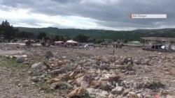 Ай-Петри после зачистки: кто новый «царь горы» (видео)