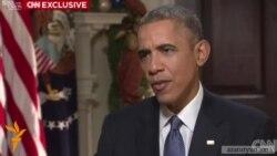 Օբամա. «Պուտինն իր երկրում խորը ճգնաժամի ականատեսն է»