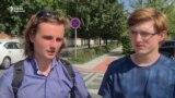 Туристтерди капа кылган кыргыз милициясы