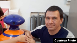 Dobrovoljac za rusku vakcinu Boris Mihajlov