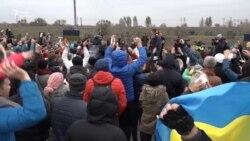 У Запоріжжі відбулася акція за нові мости через Дніпро – відео