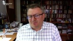 Armand Goşu: O acţiune de propagandă, de intoxicare te costă mult mai puţin decât te-ar costa rachete...