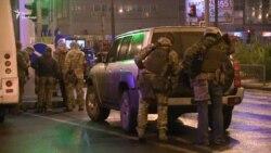 Заручників у Харкові звільнили, порушника затримали (відео)