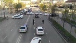 Улицы Грозного оживают в карантине