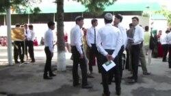 Türkmenistan: ÝOJ synaglary başlady