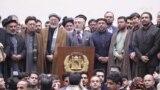 واکنش عبدالله عبدالله به نتایج نهایی انتخابات ریاست جمهوری