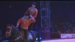 Life In A Kyrgyz Circus Troupe