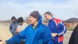 Дагестан: пенсионер пробежал 60 км на свой 60-летний юбилей