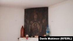 В доме Сергея Сазанакова