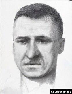 Портрет предполагаемого нападавшего на Маргариту Юдину
