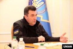 Алексей Данилов, секретарь Совета национальной безопасности и обороны Украины