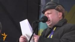 На Майдані ухвалили маніфест