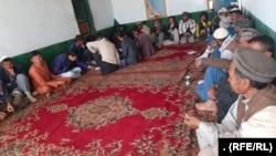 مخالفت باشندههای ولسوالی ورس بامیان در برابرجمع آوری عشر از سوی طالبان
