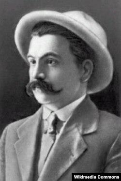 Ахмет Цаликов, видный общественный деятель горской эмиграции
