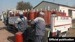 Local gas distribution in Uzbekistan