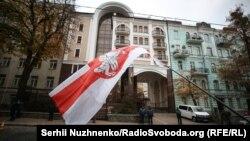 Посольство Білорусі в Києві (фото ілюстративне)