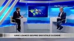 Iurie Leancă despre întrevederile frecvente cu Ilan Șor