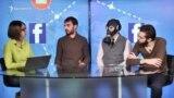 «Ֆեյսբուքյան ասուլիս» «SOS» ստեղծագործական թիմի անդամների հետ 15.11.2016