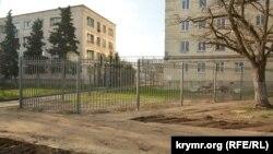 Общежития российского СевГУ, декабрь 2020 года