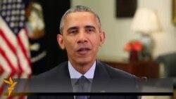 Барак Обаманың Иран халқын Наурыз мейрамымен құттықтауы