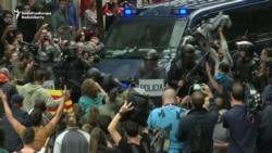 Catalanii au votat la referendum în ciuda acțiunilor violente ale poliției