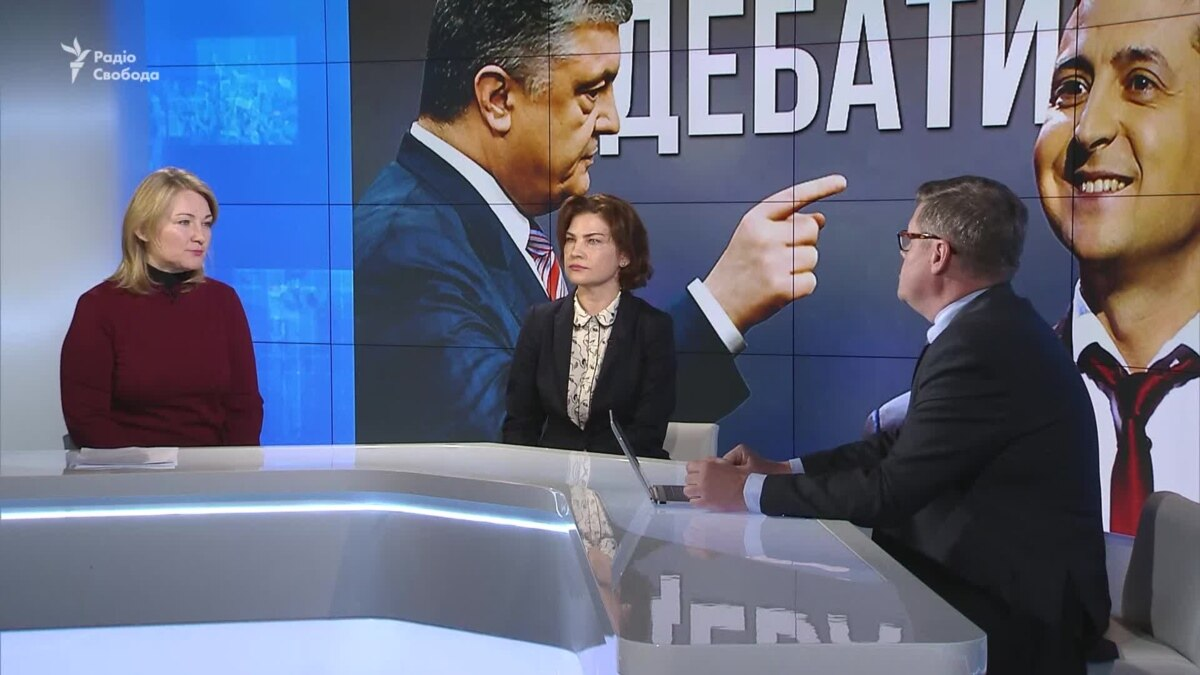 Зеленский против Порошенко: будут дебаты?