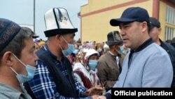 Содир Ҷабборов дар деҳаи Мақсат, 6-уми майи 2021
