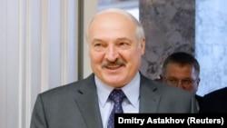 Аляксандар Лукашэнка. Архіўнае фота.