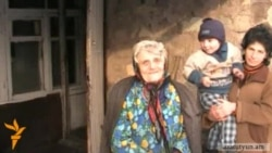 Անհայտ բարերարներն օգնում են անօթեւան ընտանիքներին