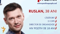 Breaking HIV Prejudice In Moldova