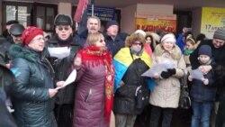 У Дніпрі влаштували флешмоб з виконанням українських пісень «на новий лад» (відео)