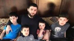 Гаджиев Iабдулмумин шен доьзалца