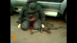 Shooting Scene Near Slovyansk, Ukraine