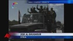 Trupat ushtarake siriane rimarrin kufirin