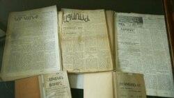 Ազգային գրադարանը ներկայացնում է Շուշիի հարյուրամյա հայ գրատպության նմուշներ