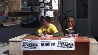 NE nuklearnom otpadu Hrvatske