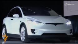 Жаңа Tesla кроссовері