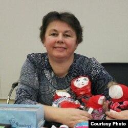 Валентина Сукотова