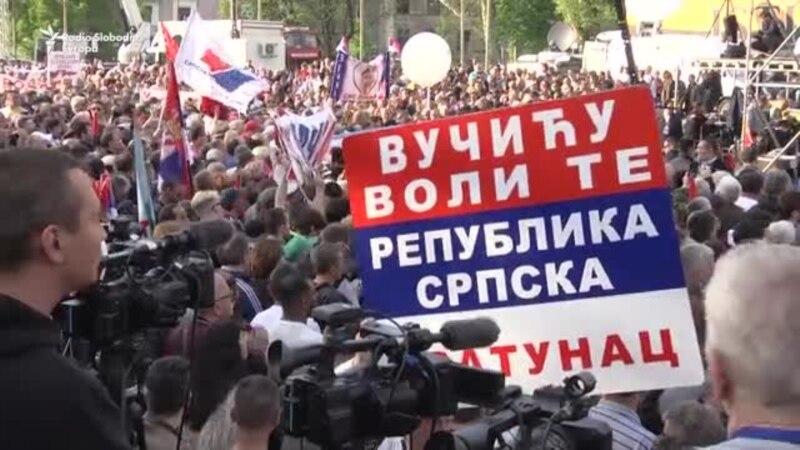 Vučić: Bez vas ne bih mogao pred Sija, Putina, Merkel